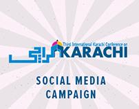 Third International Karachi Conference on Karachi
