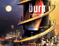 Burn - Energy Drink