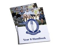 Shepparton High School - A4 Handbook Word Template
