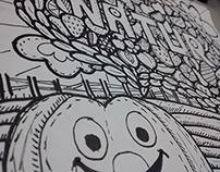 Doodle Natur Life - Wilmai