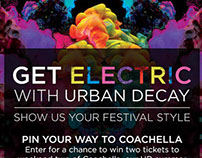 Urban Decay // Electric
