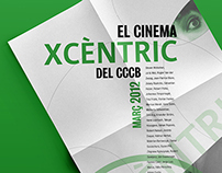 Booklet Cinema Xcèntric