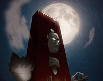 RockMonk Island - Vector artwork by WAM2021