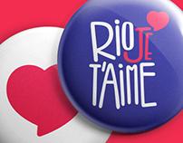 RIO JE T'AIME