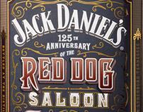 Jack Daniel's Red Dog
