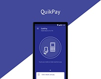 QuikPay - Quick payment for city bus fare payment