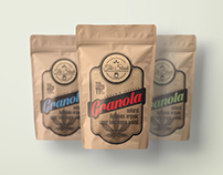 THC infused granola