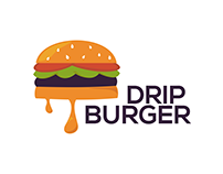 Drip Burger Logo
