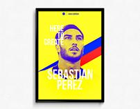 Adidas Colombia / Sebastian Perez / Here to Create