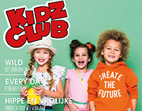 Kidzclub ism Total Creation