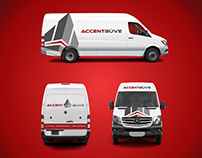 Accent Būve - full branding