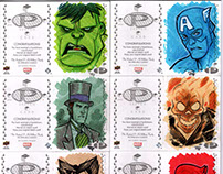 Marvel Premier Sketch Cards (Upper Deck)