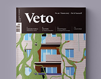Veto Magazine Redesign