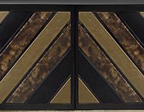 OPIUM Cabinet | By KOKET