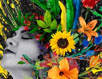 Criação de imagem conceito para novo trabalho musical