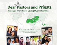 Dear Pastors and Priests: Cover Page Design