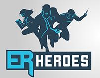 ER heroes: logo proposal