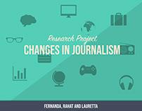 Research Proj, Journalism Presentation - Univ. Vienna