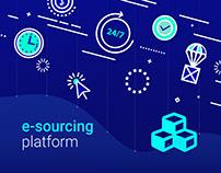 e-sourcing platform