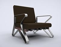 Plurum Lounge Chair