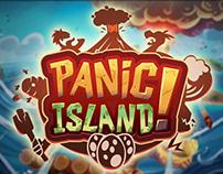 Panic Island - Card game development