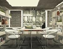 'Arda Tasarım' showroom design