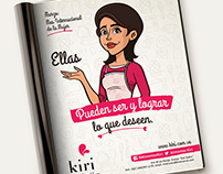 Kiri - International women's day