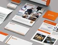 TM TECHNIK: logo, corporate design, prints