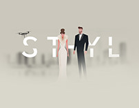 ST-YL online styling - 2D Animation video