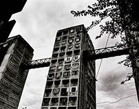 Brutalism in Tbilisi