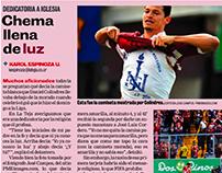 Publicación Periódico La Teja