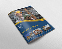 Construction Brochure Template Vol.3