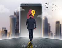 Social Media | Aqar Qatar