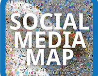 Social Media Map - The Seagull's View digital tool