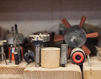 corners of a workshop II