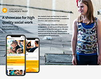 Birmingham Children's Trust website