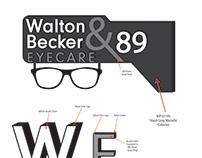 Walton & Becker Custom Exterior Sign