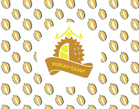 Durian Candy | Logo | Gift Package | Individual wrapper