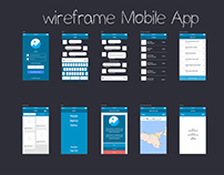 Wireframe App