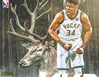 MVP 2019 - NBA Desing
