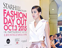 Starhill Gallery Fashion Day Out 2015