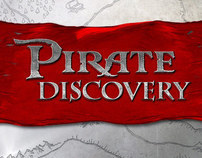 Pirate Discovery Mobile App