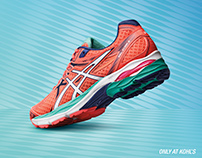 Asics Gel FLux 3 - Women Running Shoes