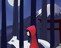 Four seasons girls - Winter