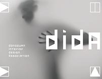 DIDA-东莞室内设计协会 品牌视觉形象设计