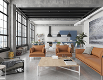 Industrial styling Loft