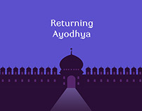 Returning Ayodhya - Diwali
