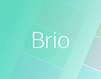 Project Brio: A UI/UX/Interaction Design Concept