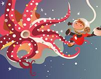Octopussy 宇宙たこ