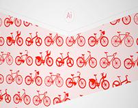Bike icons pack / Иконки велосипедов